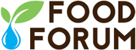 Logo - Samen werken aan het voedsel van morgen: Food Forum