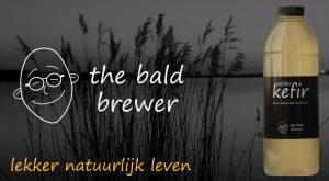 Fles Kefir van The bald brewer